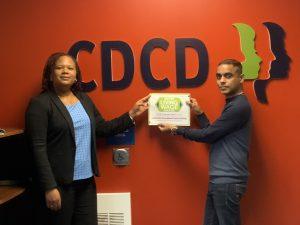 CDCD Living Wage Certification